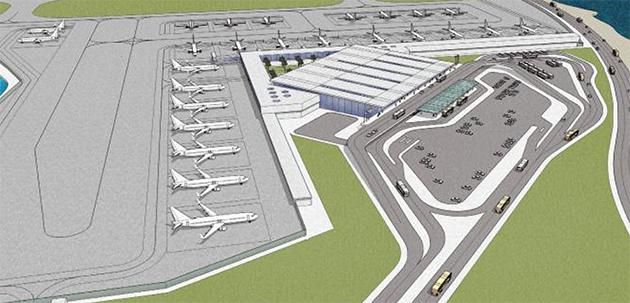 Caticlan Airport, New Terminal, Philippines (2013) - OTC
